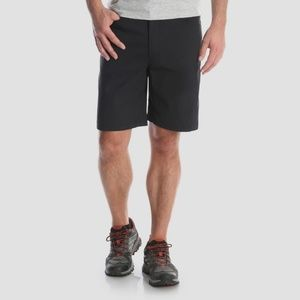 Wrangler Men's Zip Utility Shorts 4 Way Flex